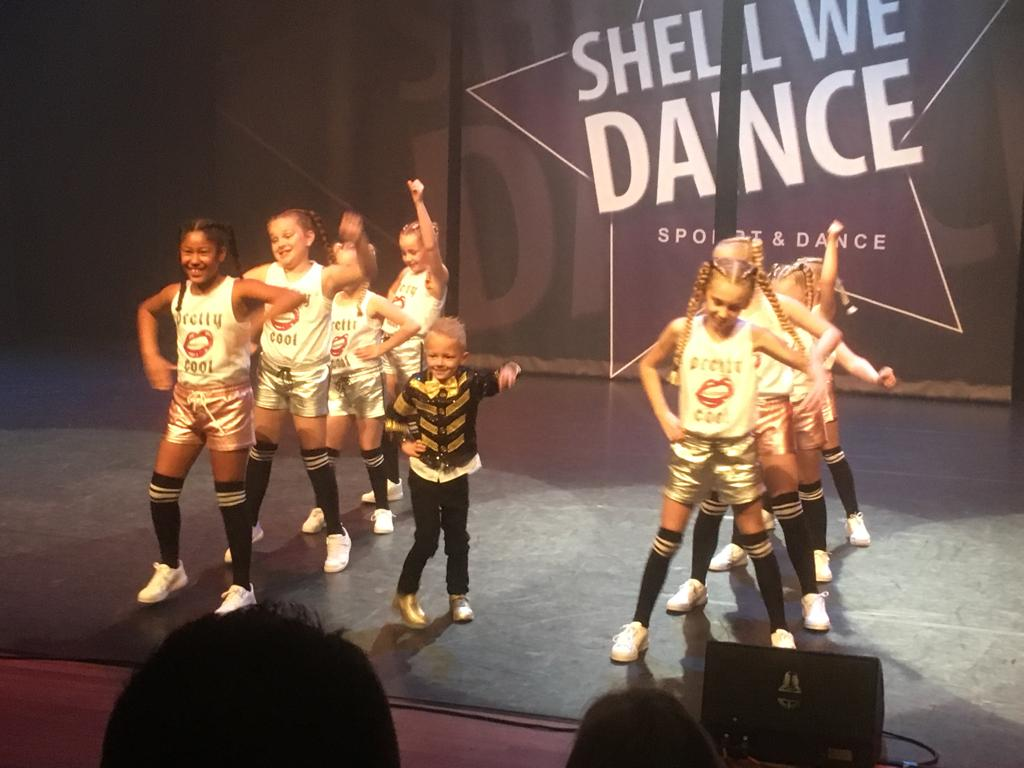 Shell we dance